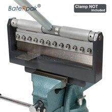 Machine à cintrer manuelle de plaque dacier de FP30, acier de BateRpak/galvanisé/aluminium/Machine à cintrer de feuille (qualité dexportation de lallemagne) aucune bride