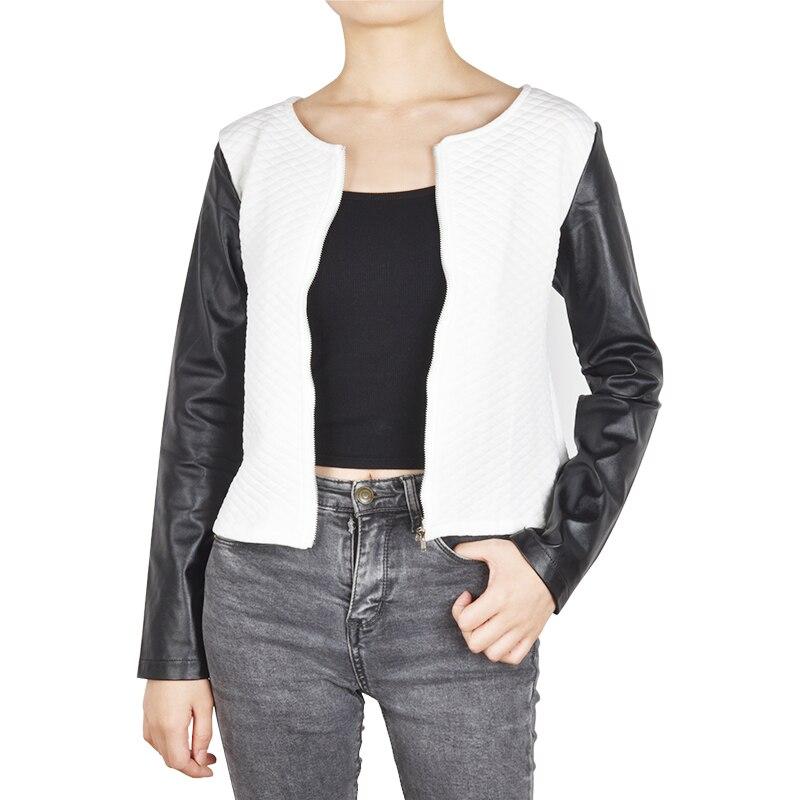COONIS для женщин; Повседневная одежда в стиле пэчворк; Куртка с длинными рукавами Изящная верхняя одежда женские туфли для офиса с открытым ли...