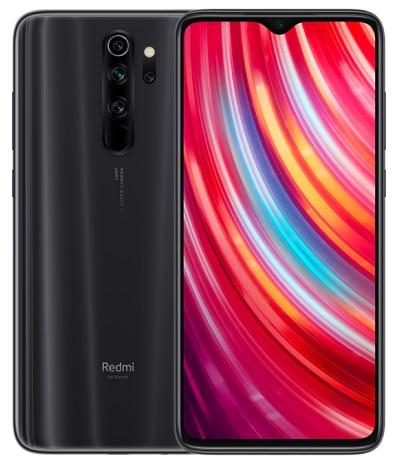 "Xiaomi Redmi Note 8 Pro 16,6 cm (6.53"") 6 GB 64 GB Ranura híbrida Dual SIM Negro 4500 mAh"