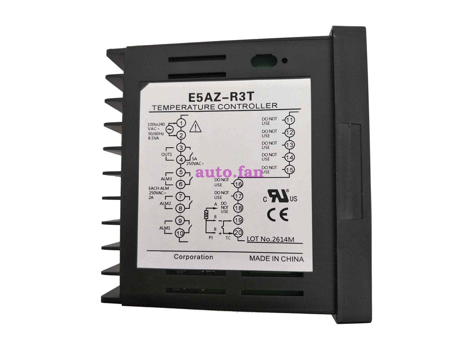 For compatible E5AZ-R3T thermostat