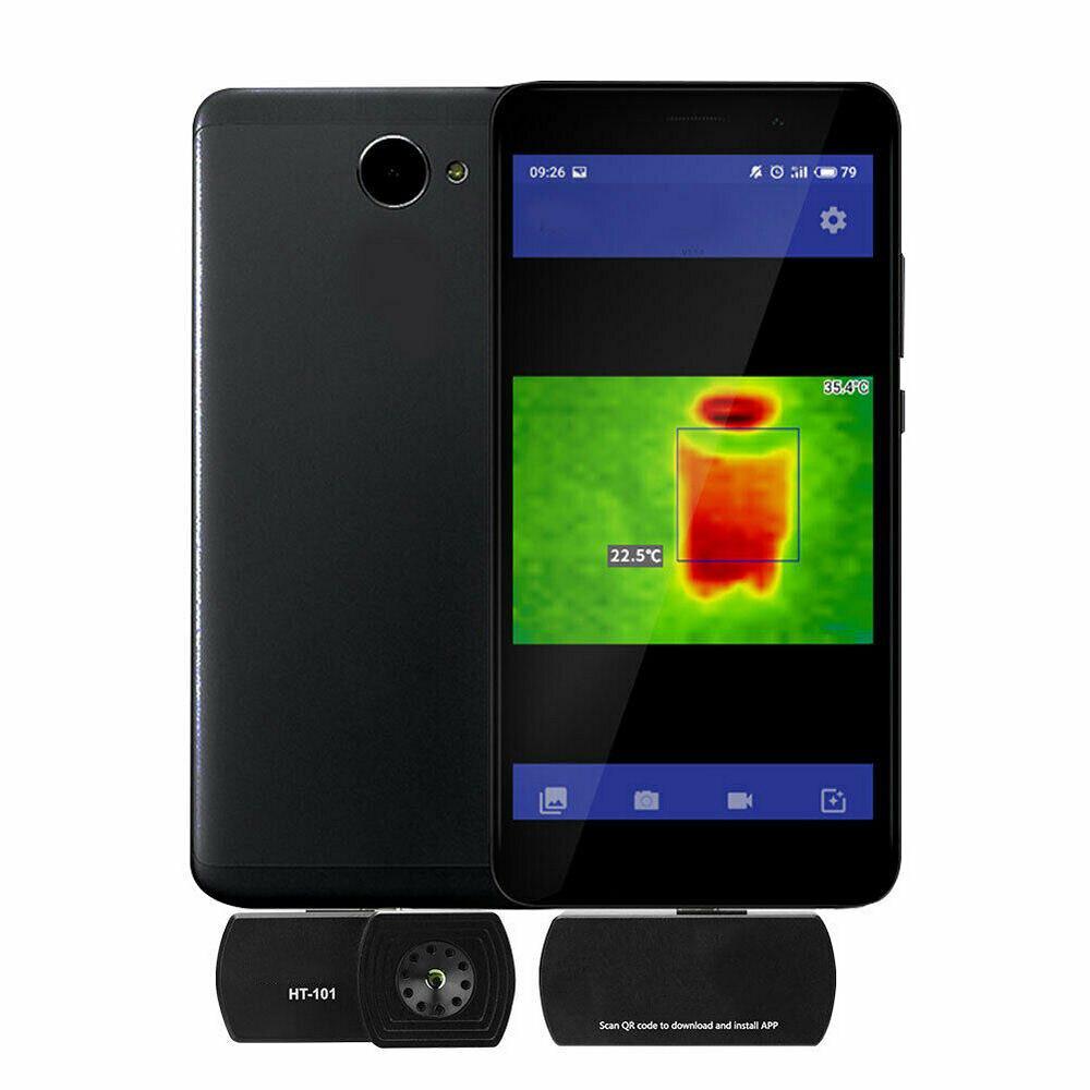 Мобильный телефон Термальность Imager удобный мобильный телефон Внешняя инфракрасная Термальность Imager видео высокой четкости изображения Запись с USB адаптер тепловизор тепловизор для телефона