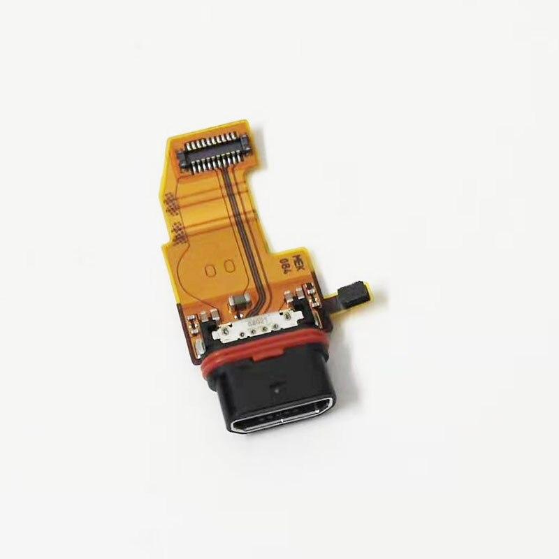 Puerto de carga USB conector de Cable de la flexión para Sony...