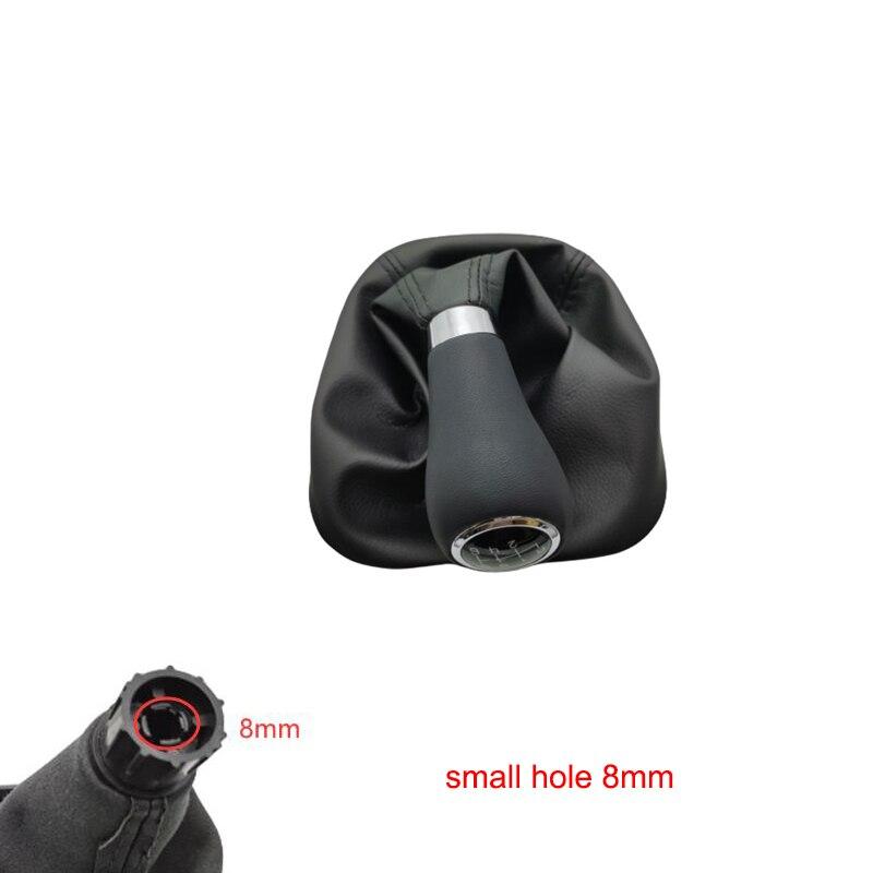 Manual 6 Speed Car Shift Gear Stick Knob For MERCEDES C CLASS W203 S203 CL203 2000 2001 2002 2003