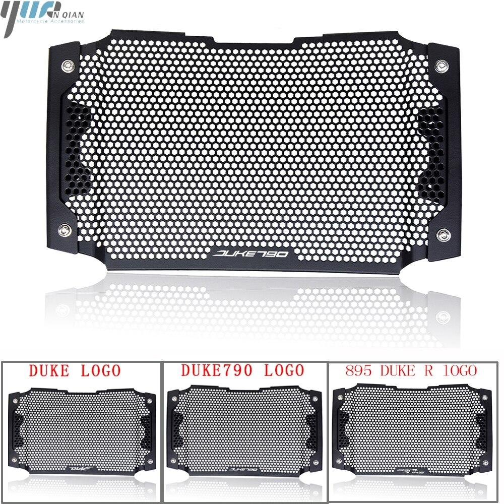 Para KTM 790 DUKE 2018-2019 890 DUKE R 2019-2020 DUKE 890 R Duque 790 motocicleta CNC radiador Protector de la parrilla cubierta