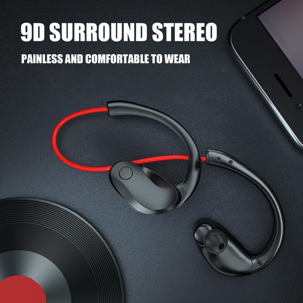M10 Sports Bluetooth Earphones Running Earbuds Wireless Binaural
