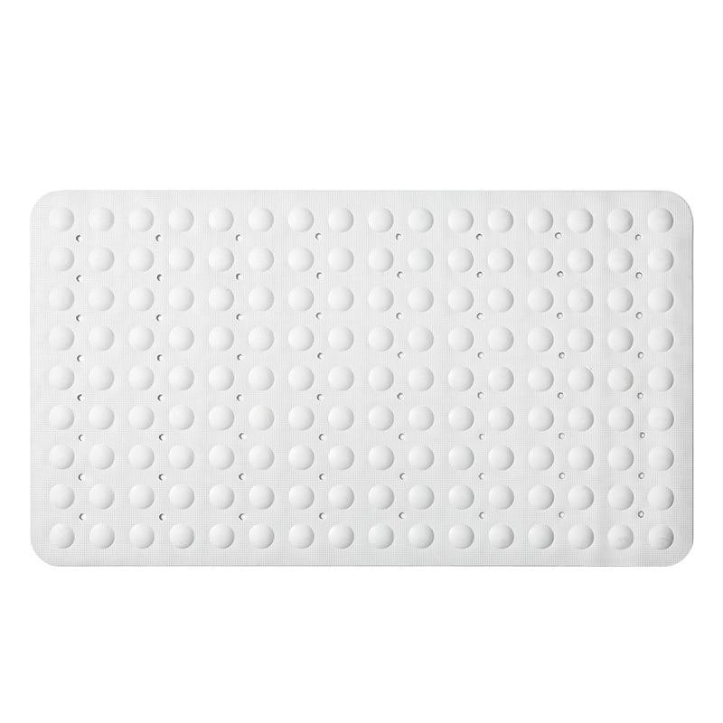 40X70CM bathroom non-slip foot mat household bathroom bath massage toilet shower rubber floor mat enlarge