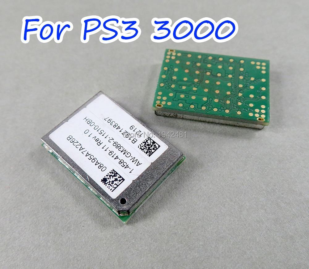 6 قطعة نوعية جيدة ل ps3 3000 3k وحدة التحكم الأصلي تستخدم سماعة لاسلكية تعمل بالبلوتوث متوافقة وحدة wifi مجلس إصلاح أجزاء