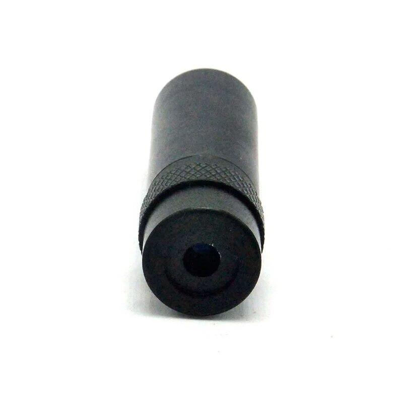 Фокусируемый 5,6 мм металл лазер диод корпус корпус хост w% 2F стекло линза 16x55 мм