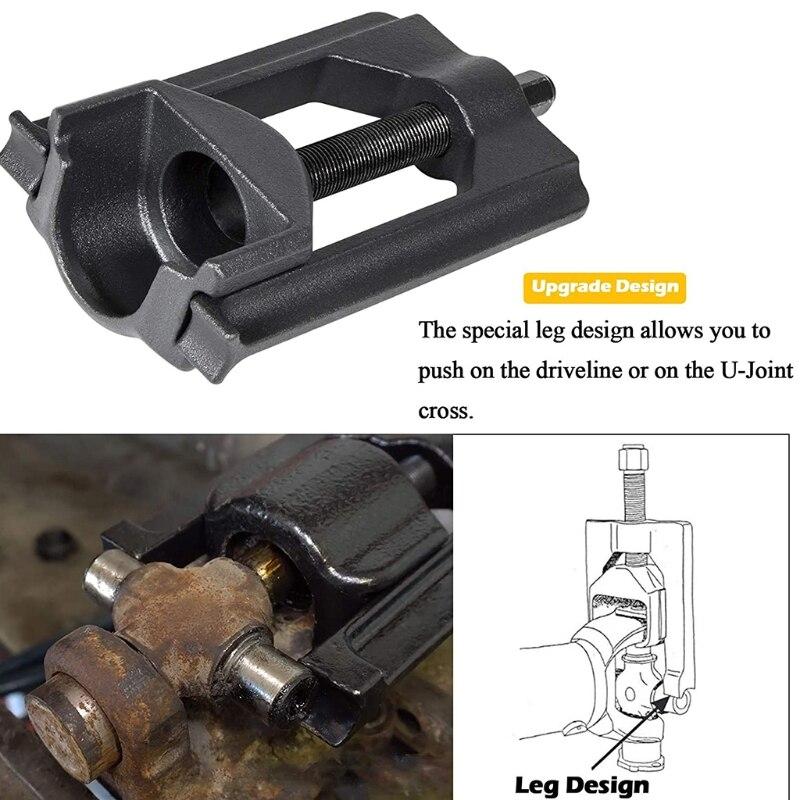 السيارات U المشتركة مجتذب الثقيلة U أداة مشتركة يعمل على ضوء واجب الفئة 1-3 سهلة الاستخدام U المشتركة مجتذب M0XC