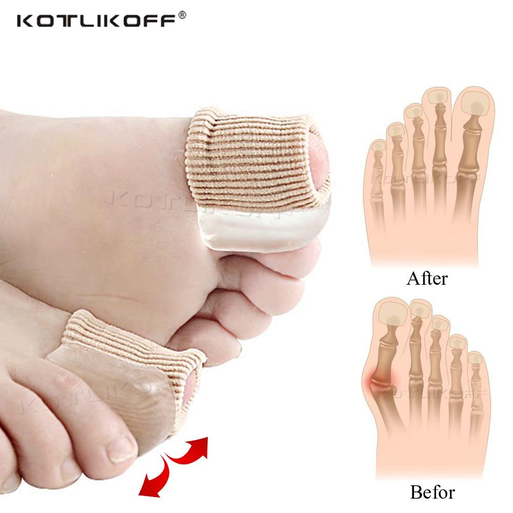 1 шт. разделитель для большого пальца ноги при вальгусной деформации|Вкладыши и