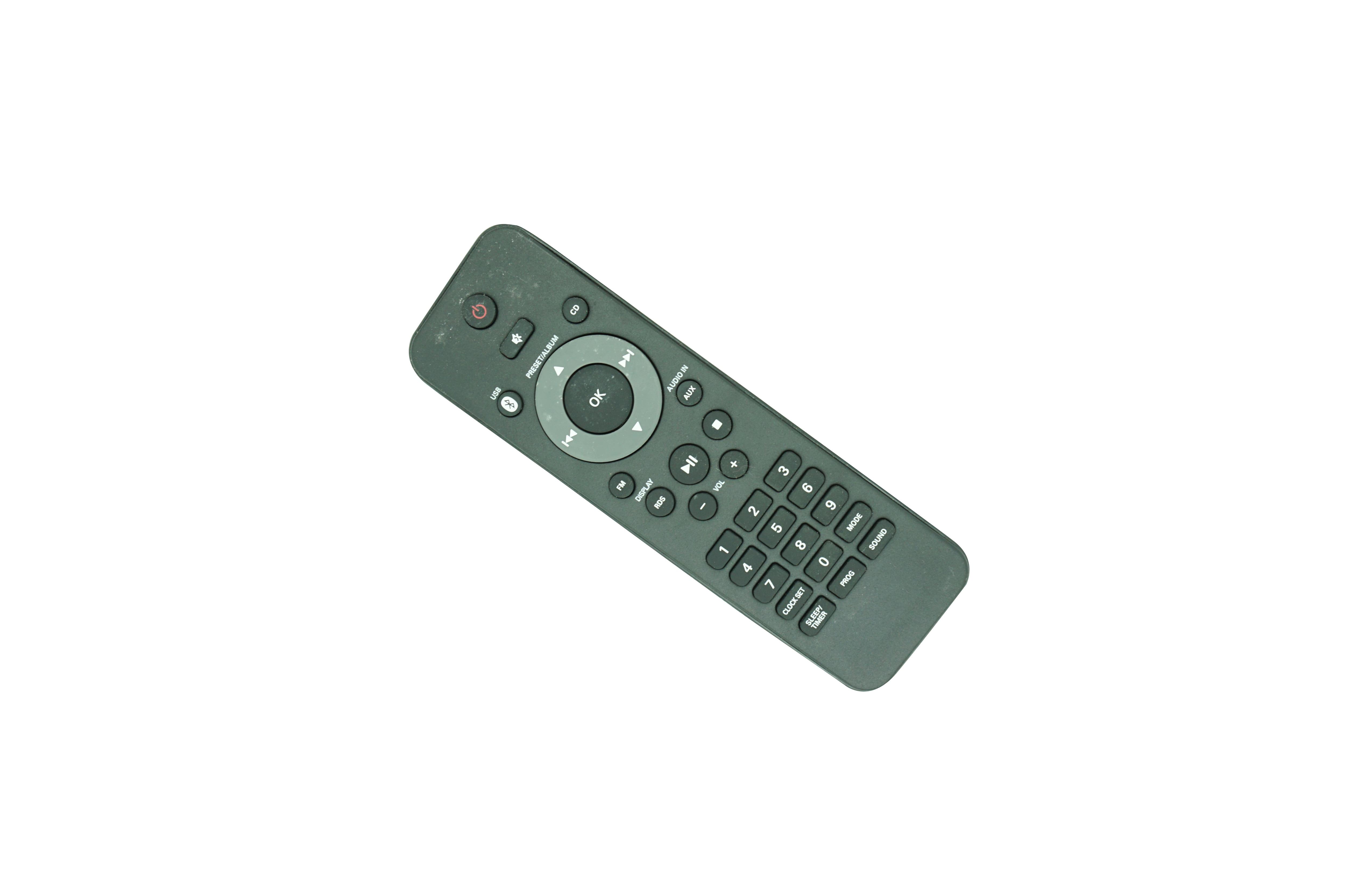 Remote Control For Philips BTM5000 996510062604 BTM5000/12 BTM5012 Micro Music Audio system