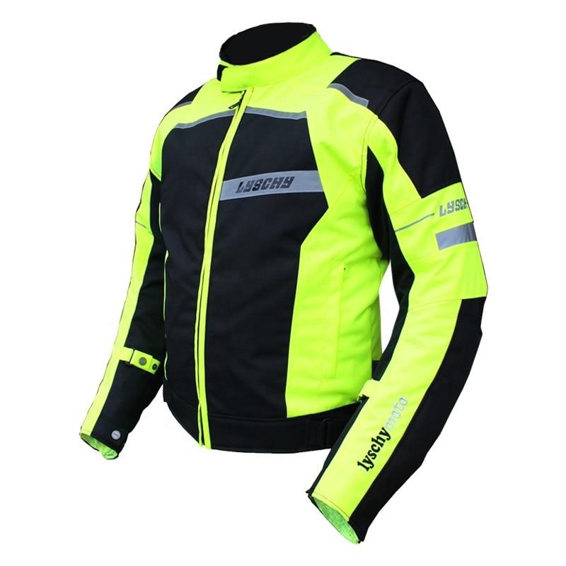 بدلة دراجة نارية للسلامة, مقاومة للماء ، سترة ركوب ، سراويل دراجة نارية عاكسة تنفس مع سعر المصنع