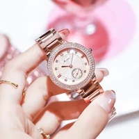 meibin brand hot sale fashion diamond small dial quartz ladies watch good quality watches