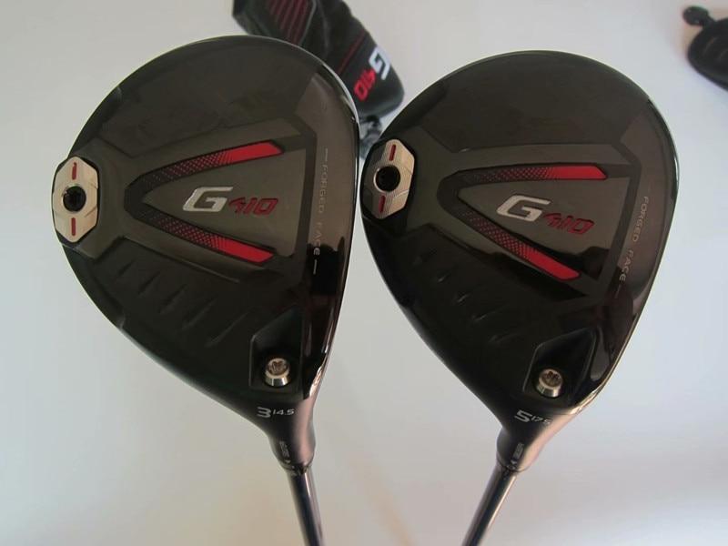 BirdiemakeゴルフクラブG410 フェアウェイウッドG410 ゴルフフェアウェイウッド #3/#5 r/s/srアルタjcbシャフトとヘッドカバー