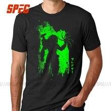 Camiseta negra para hombres Aliens vs Predator, camisetas de algodón para hombres, ropa lisa de manga corta, camiseta de calle para hombres con cuello redondo