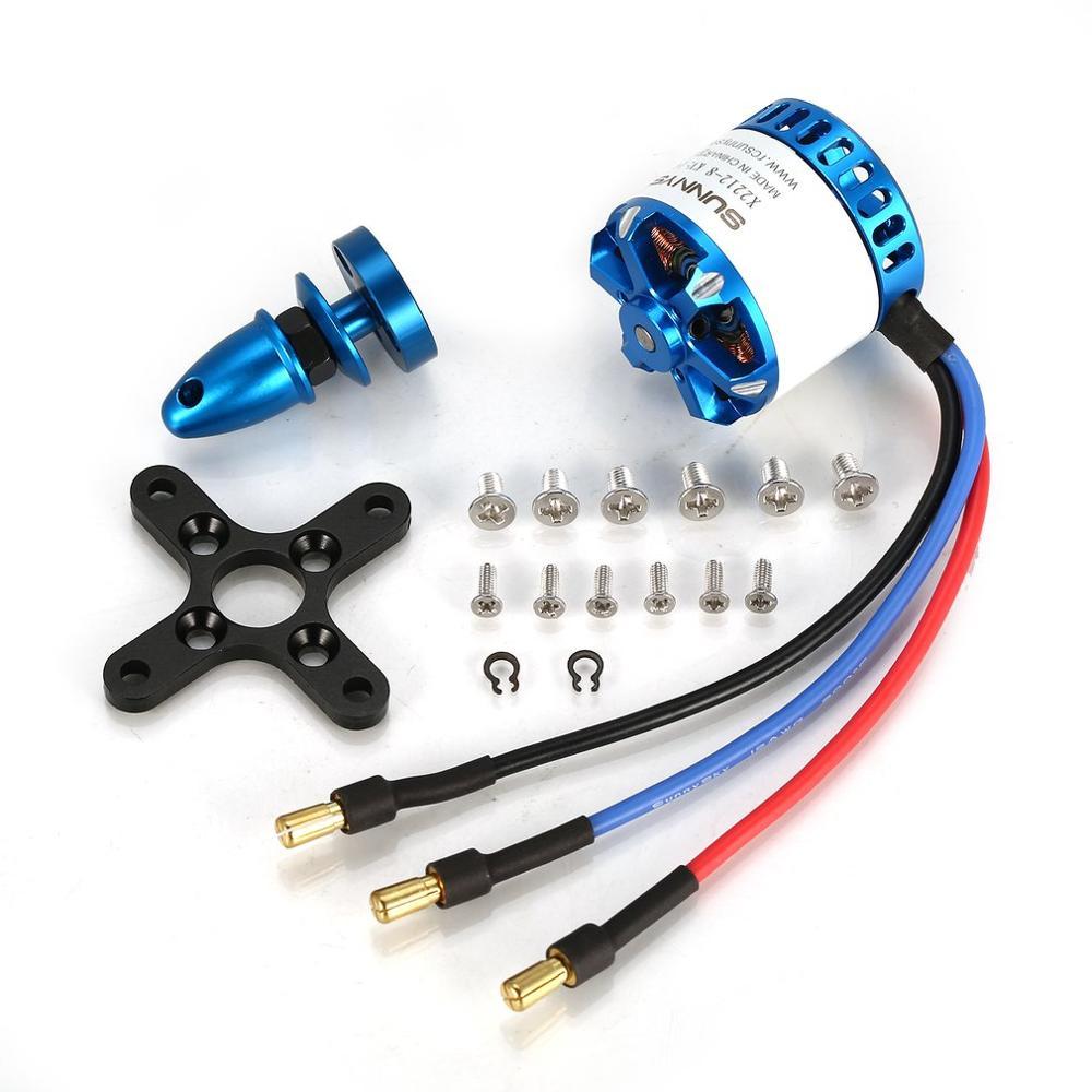 SunnySky X2212-III X2212 2212 980KV 1250KV 1400KV 2450KV 3-4S FPV RC racing motor brushless