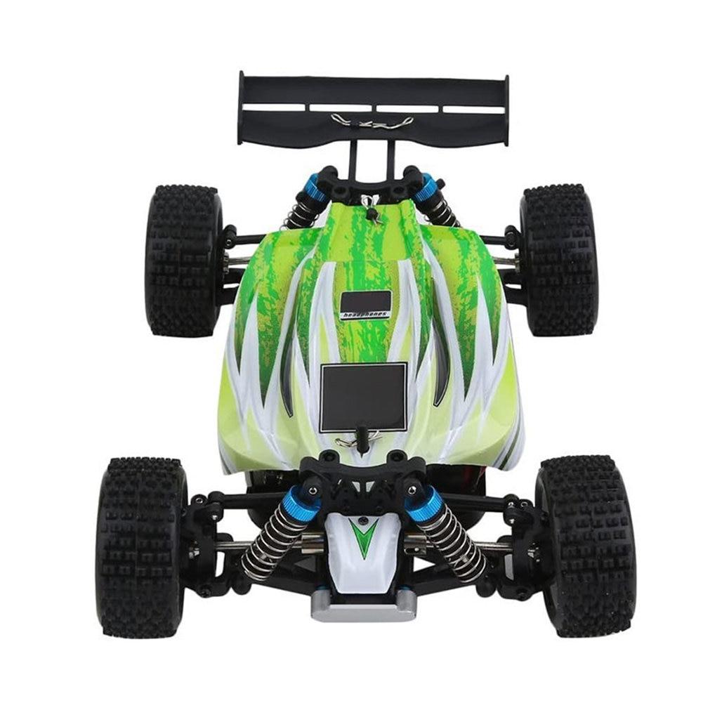 Venda quente wltoys a959b alta velocidade 70km/h buggy fora da estrada rc carro 2.4g controle remoto 118 carros de corrida lbv
