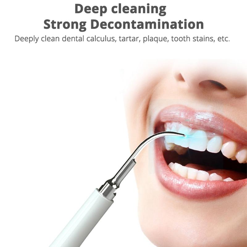 Dental-s escalador ultrasónico puntas de mano para Xiaomi Soocas cepillo de dientes eléctrico eliminar Dental-s calculadora placa diente