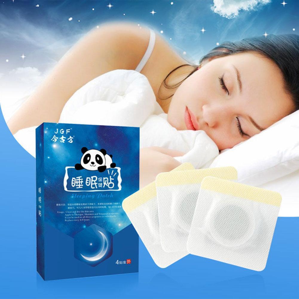 Directo de fábrica calma los nervios para ayudar a la Neurasthenia procesamiento sueño OEM sueño y fórmula pegatinas Herbal God V6A8