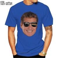 men tshirt dark side of the hasselhoff baywatch t shirt women t shirt tees top