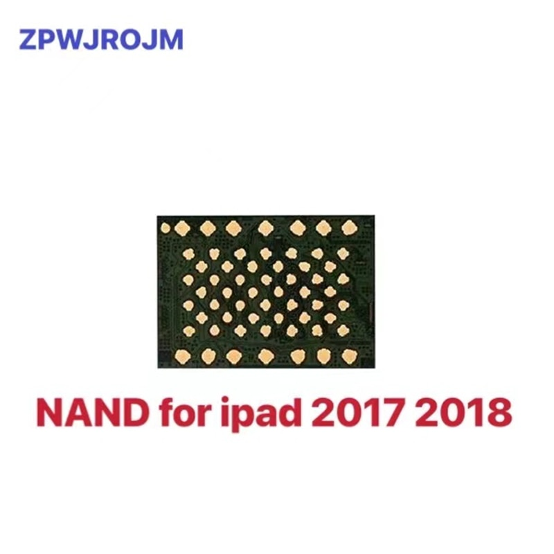 Puce Nand HDD 64 go 128 go pour iPad 2017 2018