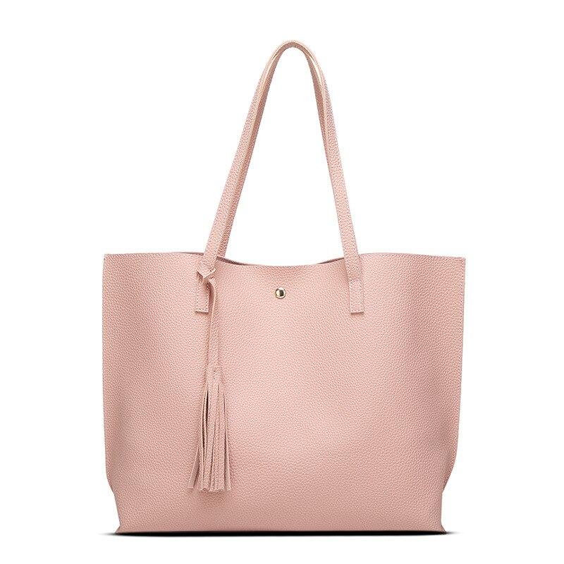 tassel floral braid tote bag 2020 New Autumn Women Winter Casual Tassel Tote Bag Female Portable Large Capacity Shoulder Bag Shopping Bag