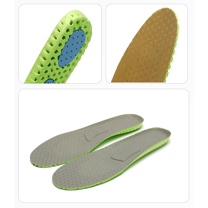Ортопедические стельки для обуви, средний размер, плоская подошва, унисекс, ортопедические