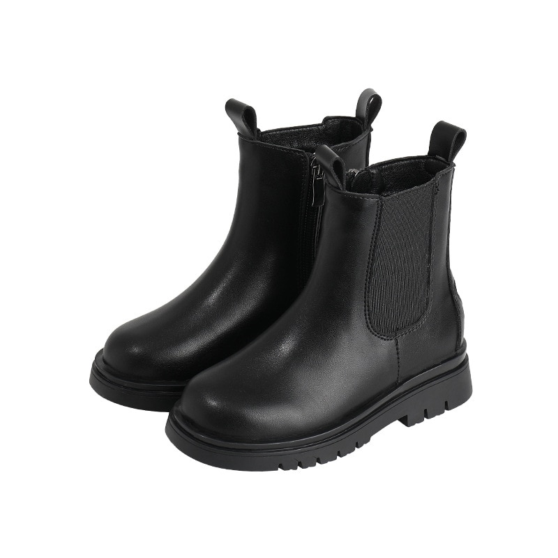 new-boys-girls-autumn-winter-short-plush-warm-children-shoes-genuine-leather-martin-boots-student-baby-toddler-kids-03a