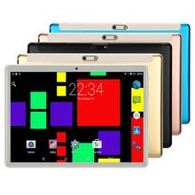 10 inch tablet Octa Core 3G 4G FDD LTE 6GB RAM 128GB ROM Dual Cameras Dual SIM Cards Google Android