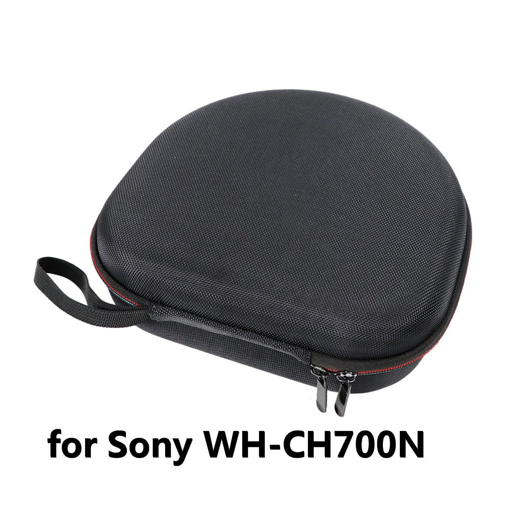 Caja de auriculares portátil, fundas para guardar auriculares, bolsas de transporte duras, organizador de almacenamiento para auriculares Sony WH1000XM3 WH-CH700N 925 #2