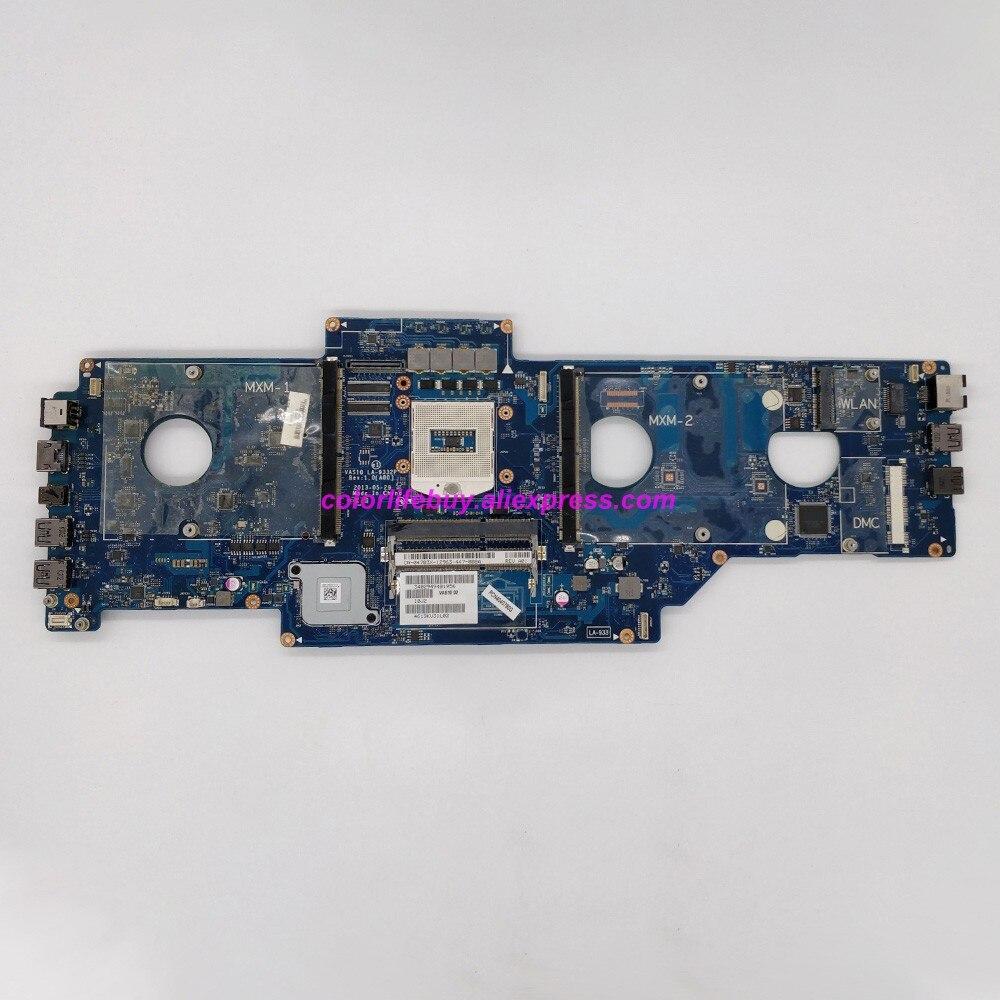 Genuíno CN-04703X 04703x 4703x vas10 LA-9332P computador portátil placa-mãe mainboard para dell alienware m18x r3 computador portátil
