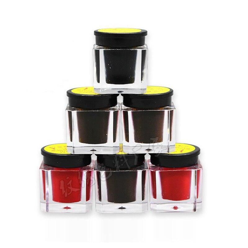 1 unidad PCD 5g luz café ceja Microblade tatuaje tinta labios Microblading permanente maquillaje pigmento colorfasteness tatuaje suministro