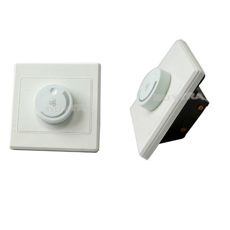 interruptor de controle de velocidade do ventilador de teto interruptor de controle