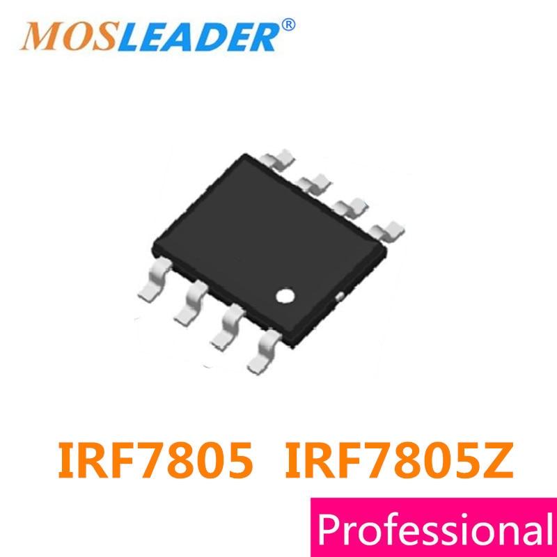 IRF7805 IRF7805Z SOP8 100 قطعة IRF7805TR IRF7805ZTR IRF7805TRPBF IRF7805ZTRPBF عالية الجودة