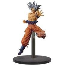 En Stock Banpresto Dragon Ball Super CHOSENSHIRETSUDENⅡ hijo de Goku de PVC MODELO DE figura de acción Figurals