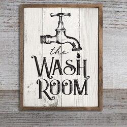 Economizar água de lavanderia banheiro cartaz da lona pintura sem moldura mural cartaz da arte imagem quadro de decoração para casa
