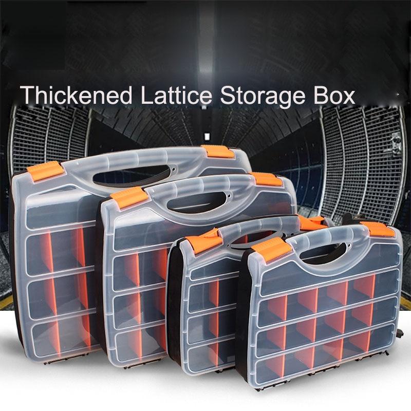 Пластиковый портативный ящик для инст