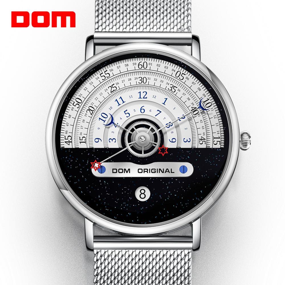 Fashion Watch Men Watches  Creative Men's Watches Male Wristwatch Luxury Mens Clock reloj mujer bayan saat