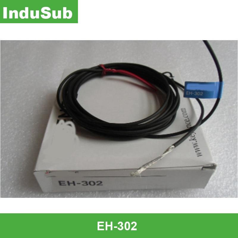 EH-302 EH-305 EH-308 EH-308S nuevo y original SENSOR de fibra óptica rango 0-0,6 M 3 metros