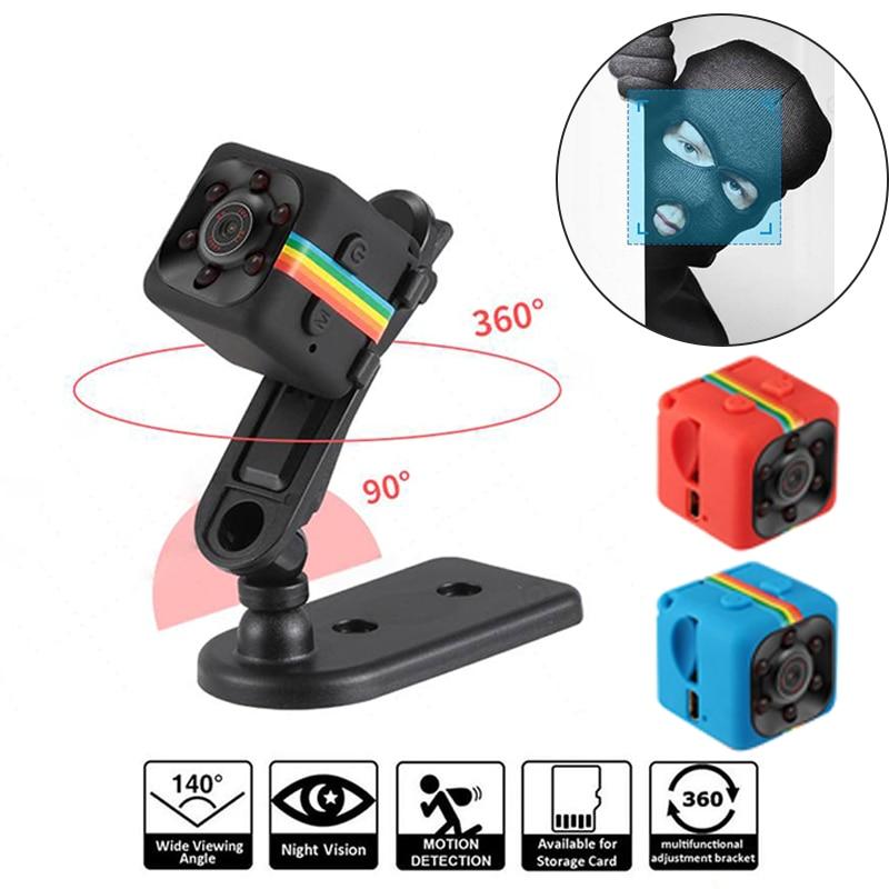 480 P/1080 P мини-видеокамеры Спортивная DV мини-камера Спортивная DV инфракрасная камера ночного видения Автомобильная DV Цифровая видеокамера sd