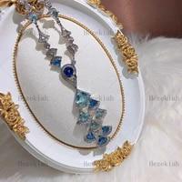 hezekiah luxury necklace high quality luxury ladies necklace dance party ladies and ladies temperament