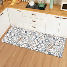 Bohemia Home Kitchen Floor Mat Carpet Boho Anti-slip Door Entrance Mat Rugs Carpets Mats for Living Room Bedroom Bathroom