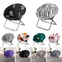 printed moon chair cover high elastic chair cover beautiful washable multi style chair cover suitable for home chair cover
