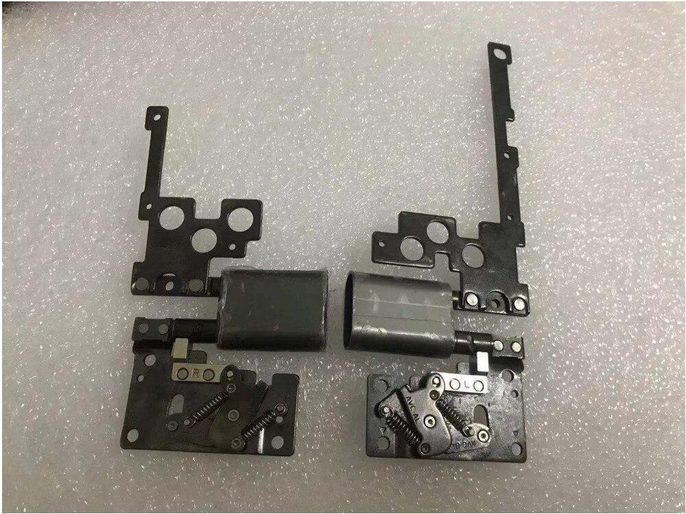 para Lenovo Thinkpad Esquerdo e Direito Yoga P40 Lcd Dobradiças Eixo 00ht974 Prata Preto 14 2nd 20fy 460