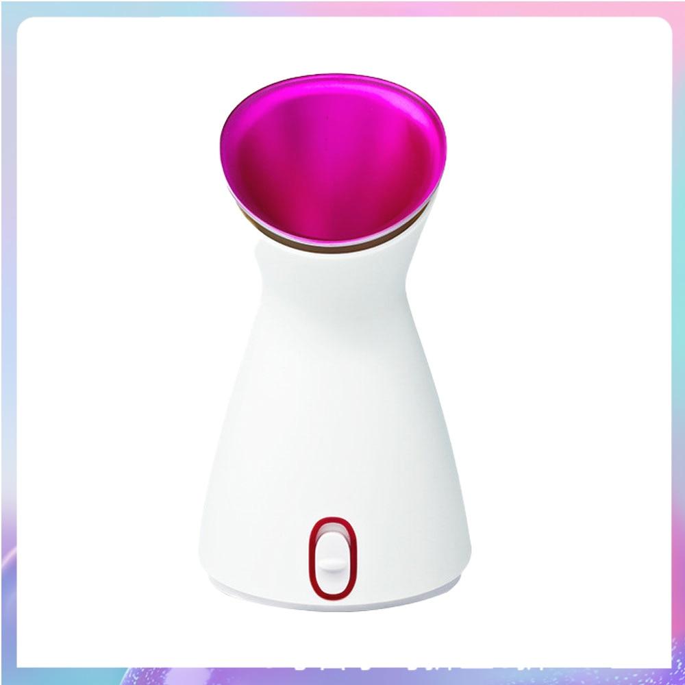 2021 جديد جهاز البخار للوجه سعة كبيرة خزان المياه لطيف Deap تنظيف جهاز بخار الوجه الكهربائية سبا جهاز بخار الوجه تبييض جهاز
