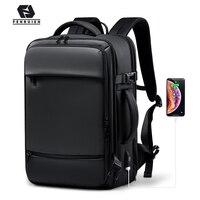 Рюкзак Fenruien 2020 мужской, водонепроницаемый, с отделением для ноутбука 17,3 дюйма , большой вместимостью и usb-зарядкой,Масштабируемость