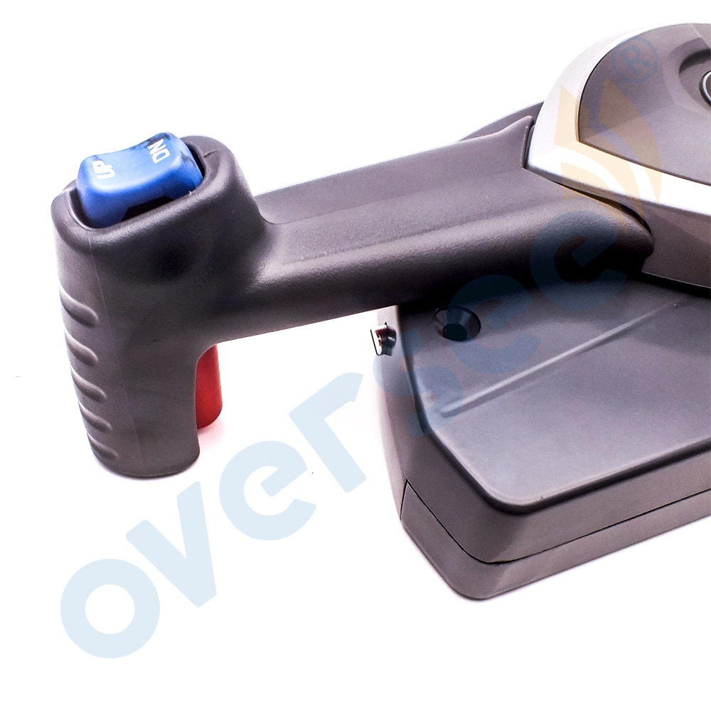 For Johnson/Evinrude/OMC BRP Side Surface Mount Remote Control Box 5006180 enlarge