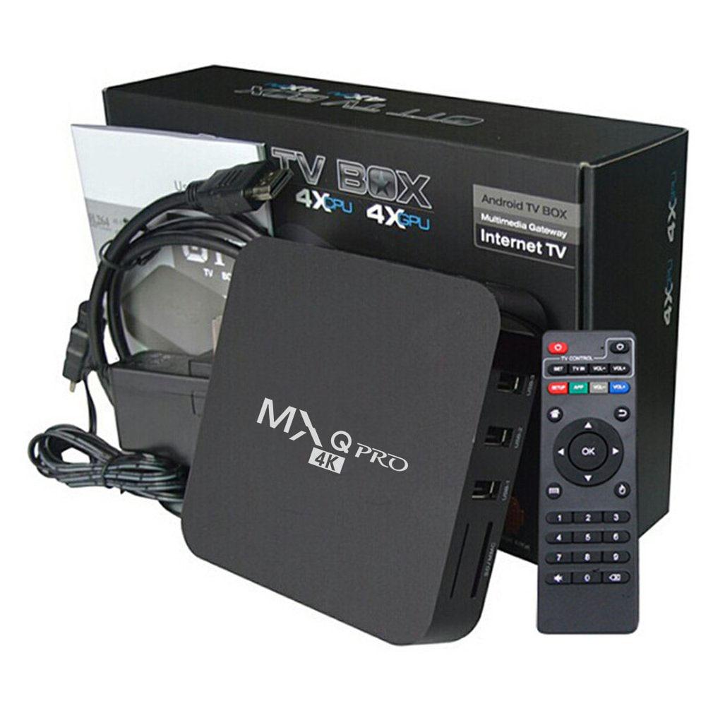 4K فك التشفير أندرويد المنزل التحكم عن بعد مشغل الوسائط الذكية صندوق التلفزيون RK3228 الإصدار 2.4G واي فاي شبكة لاسلكية لاعب