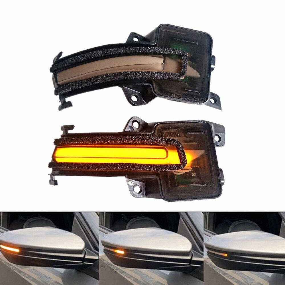 Sinal de volta dinâmico led luz sequencial lâmpada para honda civic mk x mk10 10th fc fk 2017 2018 2019 2020 espelho lateral indicador