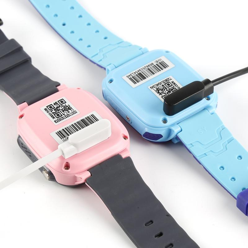 For Q12/S12/S2 Waterproof Children's Watch Magnetic Charging Cable Smart Bracelet Charging Cable TXT